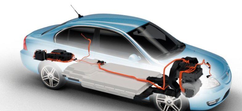Coda Elektroauto